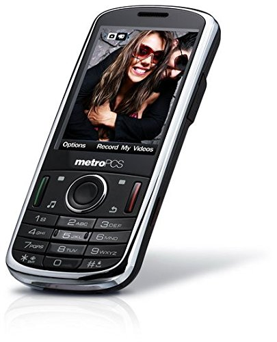 ZTE Agent E520 Candy Bar Style Prepaid Cell Phone (Metro PCS)
