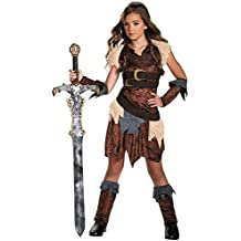 Barbarian Beauty Tween Costume, X-Large (14-16)