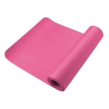 KIKIYA - Colchón de Yoga para Yoga, Pilates, Fitness y ...