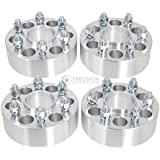 "4pc 38mm (1.5"") 6x4.5 to 6x4.5 Hubcentric Wheel Spacers for Nissan Frontier Pathfinder Xterra"