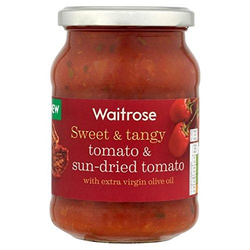 Secado al sol del tomate Pasta 345g Salsa Waitrose