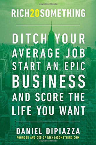 Rich20Something Ditch Average Start Business product image