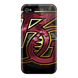 New Arrival Cover Case With Nice Design For Iphone 4/4s- Washington Redskins