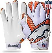NFL Denver Broncos Youth Receiver Gloves