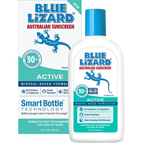 Active Sunscreen