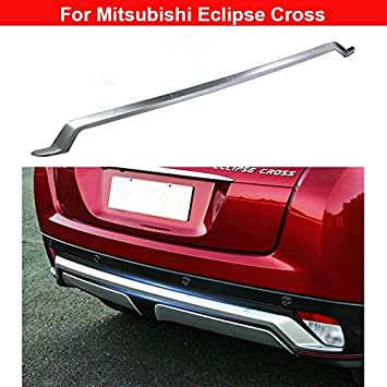 1 pieza ABS cromado para puerta trasera de coche embellecedor para Eclipse Cross 2018 2019: Amazon.es: Coche y moto