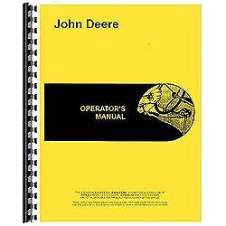 New John Deere 1010 Crawler Operator's Manual