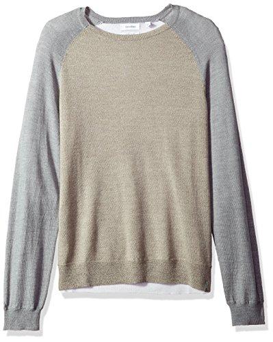 Merino Crewneck Sweater - 9
