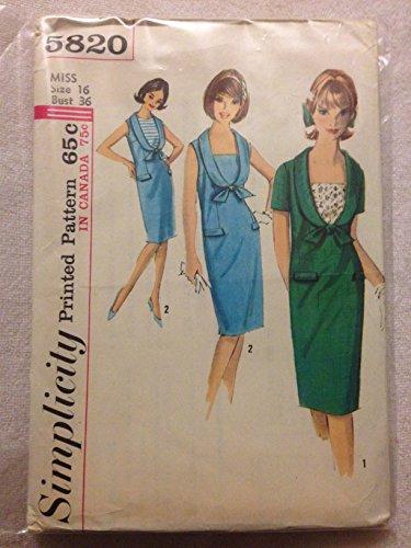 Wiggle Dress Pattern - 9