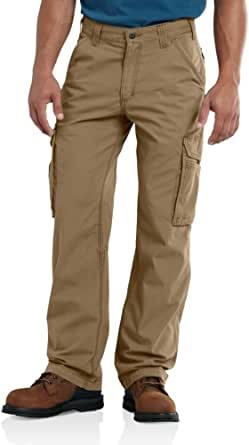 Carhartt Mens Force Tappen Moisture Wicking Cargo Pants Trousers