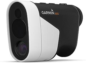 Garmin Approach Z80, Golf Laser Range Finder with 2D Course Overlays, White, Model Number: 010-01771-00