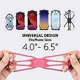 Bone Crossbody Pink Lanyard Phone Tie 2, Universal