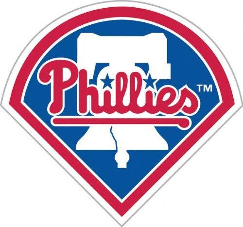 (MLB Philadelphia Phillies 12-Inch Vinyl Magnet)