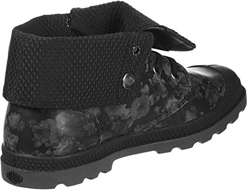 W Palladium Chaussures Flower LP Noir Baggy Low U8qwqZWPx6