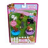 Just Play Puppy In My Pocket Set Figures (10 Pieces)