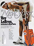 img - for New York Magazine, May 17, 2010 - LeBron James book / textbook / text book