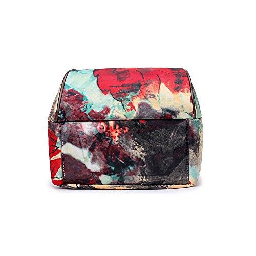 Ciel Lightweight Green theft Waterproof Rucksack Backpack Purse Anti Infini Women's 7xAzq7r
