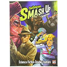 Smash Up: Science Fiction Double Feature Card Game Expansion