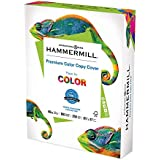 Hammermill Cardstock, 60 lb, 162 GSM, Premium Color Copy, 8.5x11 - 1 Pack (250 Sheets) - 100 Bright, Made In The USA…