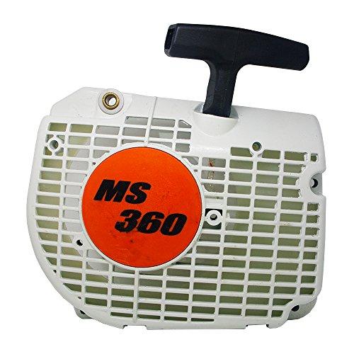 Start Recoil Pull (CBK Recoil Pull Start Starter For Stihl 034 036 MS340 MS360 Chainsaw Recoil starter)
