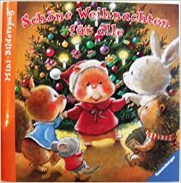 Schöne Weihnachten Bilder.Schone Weihnachten Fur Alle Mini Bilderspass Amazon De