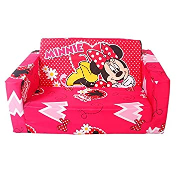 disney minnie mouse flip out sofa bed amazon co uk toys games rh amazon co uk minnie mouse flip out sofa target minnie mouse flip out sofa bed