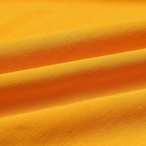 Shoulder Party Summer Womens KIMODO Long Beach Dress Off Casual Ladies Yellow Dress YUw40w