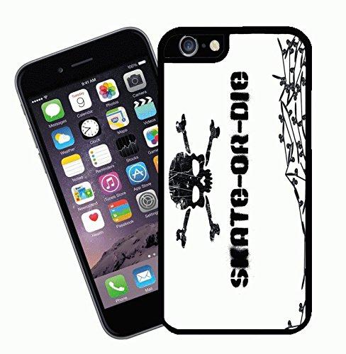 Skate or Die - questa copertura si adatta Apple modello iPhone 6s (6s non plus) - di idee regalo di Eclipse