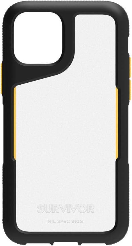 Griffin Survivor Endurance Gip-028-Bct Case for Apple iPhone 11 Pro - Black/Citrus Fruits