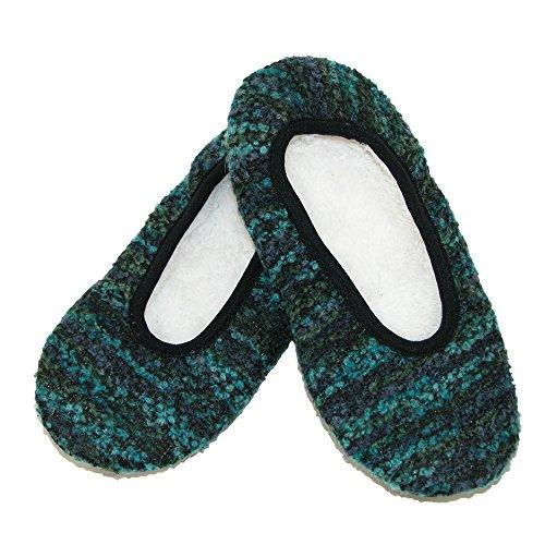 Women's Slipper Multi Softie Dearfoams Blue 7qdxwvzv