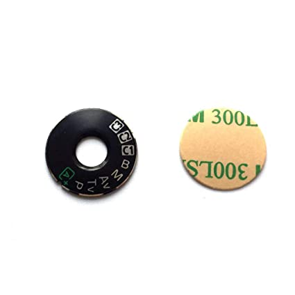 bdd447db47107 Amazon.com  Top Cover Button Mode Dial for Canon EOS 5D3 5D Mark III Camera  Repair Parts  Computers   Accessories