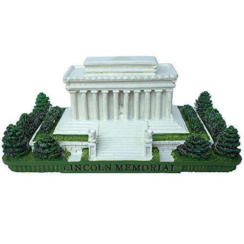 Washington DC Souvenir Paperweight - Lincoln Memorial , Washington DC Souvenirs, Washington D.C. Gifts