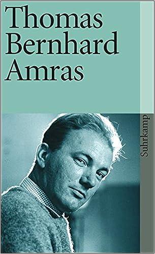 Amras amazon thomas bernhard bcher fandeluxe Images