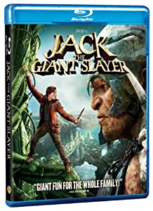 Cover Image for 'Jack the Giant Slayer (Blu-ray/DVD + UltraViolet Digital Copy Combo Pack)'
