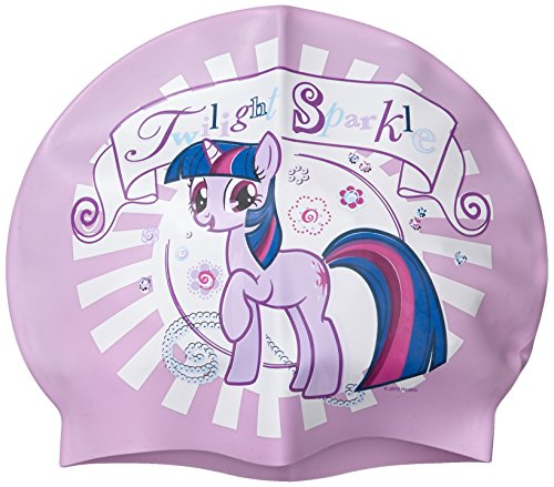 Vision One Kinder Badekappe My Little Pony, Lila, M, HP13_MLP_CZE_02