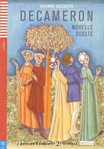 Decameron - novelle scelte + CD PDF