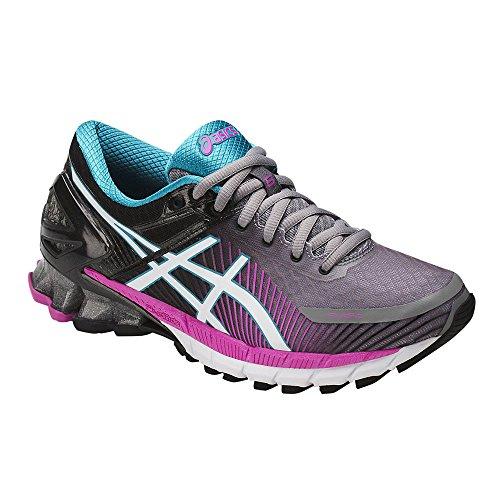 Kinsei Asics Black Running Gel 6 AW17 Women's Shoes 445qO