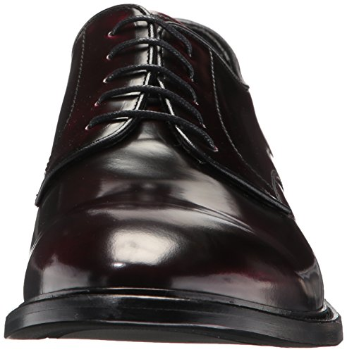 Kenneth Cole New York Heren Ontwerp 10791 Oxford Bordeaux
