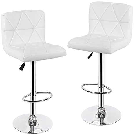 Tabouret De Bar Amazon.Amazon Com Gtd Bar Stool 2pcs Bar Chair Swivel Barstool