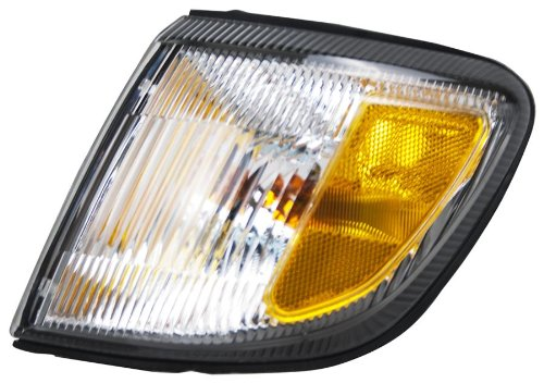 OE Replacement Subaru Forester Driver Side Parklight Assembly (Partslink Number SU2520104) Unknown