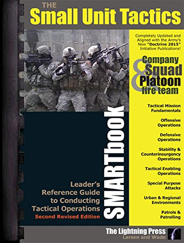 Small Unit Tactics Smartbook 2nd Edition