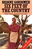 Six Feet of the Country, Nadine Gordimer, 0140065598