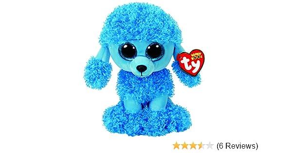 43e7b3230e2 Amazon.com  Ty 37263 – Mandy Poodle with Glitter Eyes Glub Push s ...