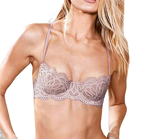 (Victorias Secrets Dream Angels Push Up Without Padding Bra 38C)
