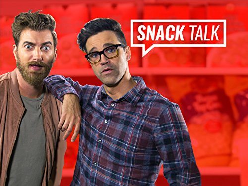 Rhett & Link Debate Snack Attack