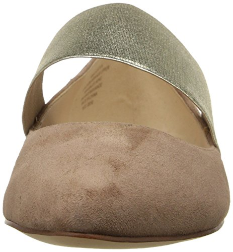 Pictures of Nine West Women's Seabrook Suede Ballet Flat 5 M US 6