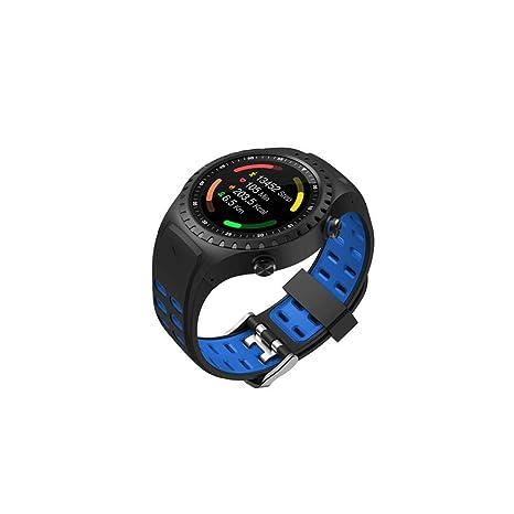 FJTYG Smart Watch Soporte Bluetooth Llamada Telefónica GPS Brújula ...