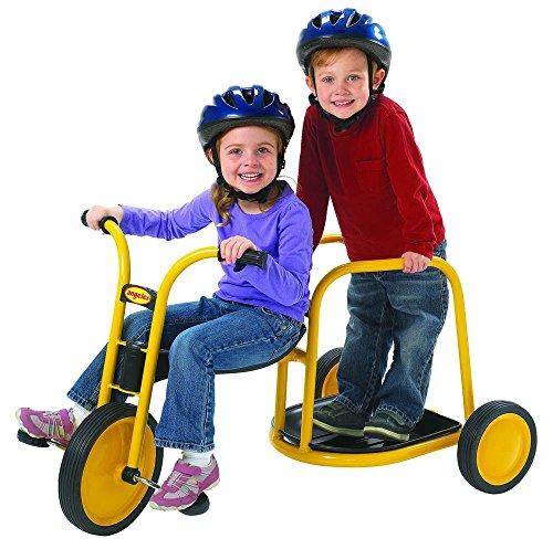(Angeles MyRider Chariot Tandem Bike for Kids (43 x 26 x 26 in))