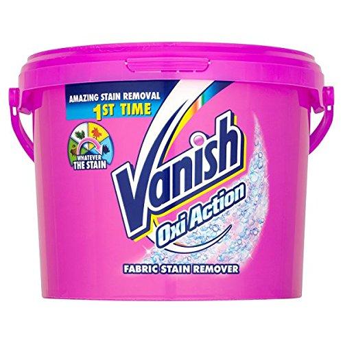 Vanish Oxi Acción Tela Quitamanchas 2.4kg