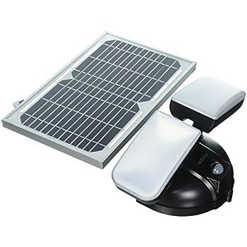 eLEDing Solar Powered Microgrid Dual Head LED SMART